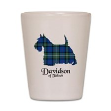 Terrier - Davidson of Tulloch Shot Glass