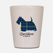 Terrier - Davidson of Tulloch Shot Glass