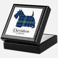 Terrier - Davidson of Tulloch Keepsake Box