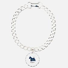 Terrier - Davidson of Tulloch Charm Bracelet, One