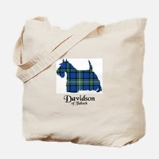 Terrier - Davidson of Tulloch Tote Bag