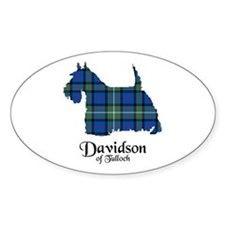 Terrier - Davidson of Tulloch Decal
