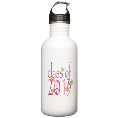 PINK Class of 2013 Stainless Water Bottle 1.0L