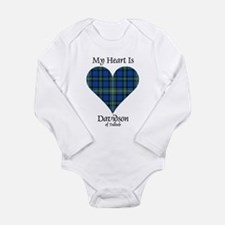 Heart - Davidson of Tulloch Long Sleeve Infant Bod