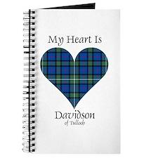 Heart - Davidson of Tulloch Journal