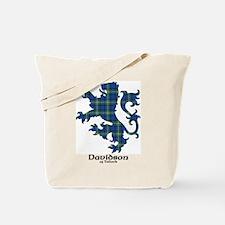 Lion - Davidson of Tulloch Tote Bag