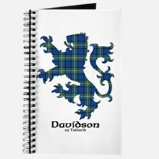 Lion - Davidson of Tulloch Journal