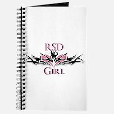 RSDgirl New Logo Journal