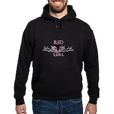 RSDgirl New Logo Hoody