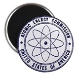 Atomic Energy Commission Magnet