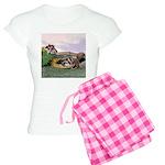 Crocodile #2 Women's Light Pajamas