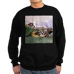 Crocodile #2 Sweatshirt (dark)