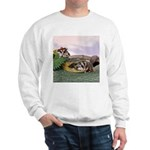 Crocodile #2 Sweatshirt