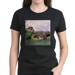 Crocodile #2 Women's Dark T-Shirt