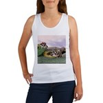 Crocodile #2 Women's Tank Top
