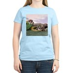 Crocodile #2 Women's Light T-Shirt