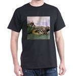 Crocodile #2 Dark T-Shirt