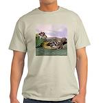 Crocodile #2 Light T-Shirt