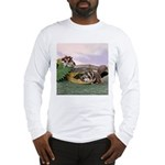 Crocodile #2 Long Sleeve T-Shirt