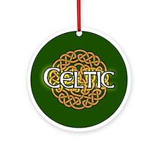 CELTIC IRELAND Ornament (Round)