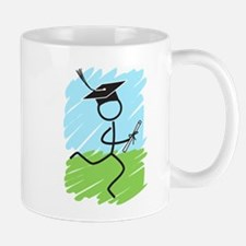 Graduate Runner Grass Mug Right