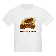 Future Auto Racer Kids T-Shirt