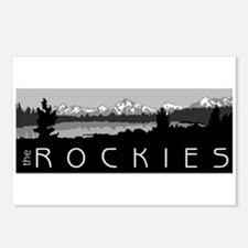 The Rockies Postcards (Package of 8)