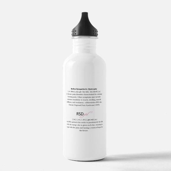 RSDgirl Definition Water Bottle