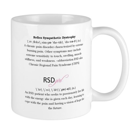 RSDgirl Definition Mug