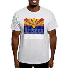 Phoenix, Arizona Ash Grey T-Shirt