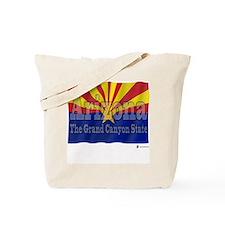 Arizona The Grand Canyon State Tote Bag
