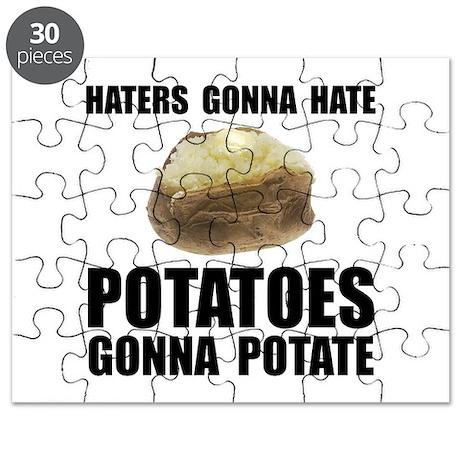 Potatoes Potate Puzzle