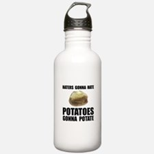 Potatoes Potate Water Bottle