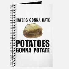 Potatoes Potate Journal