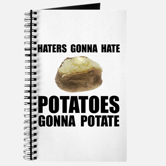 Potatoes Potate Journal