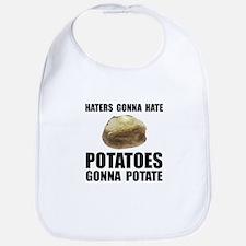 Potatoes Potate Bib
