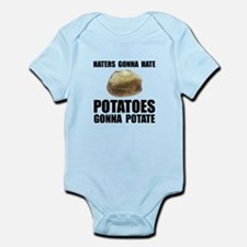 Potatoes Potate Infant Bodysuit