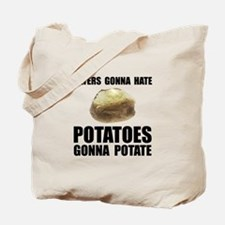 Potatoes Potate Tote Bag