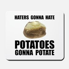 Potatoes Potate Mousepad
