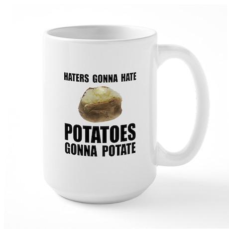 Potatoes Potate Large Mug