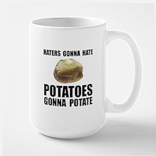 Potatoes Potate Mug