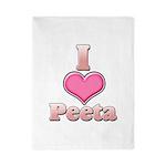 I Heart Peeta 1 Twin Duvet