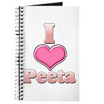 I Heart Peeta 1 Journal