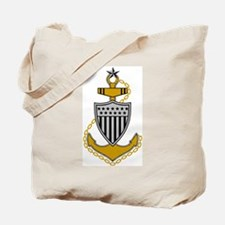 USCGR Senior Chief<BR> Tote Bag