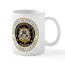 USCGR Senior Chief<BR> 11 Ounce Mug 2