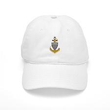 Senior Chief<BR> White Baseball Cap