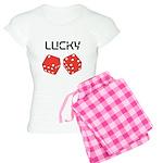 Lucky Dice Women's Light Pajamas
