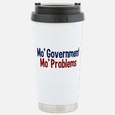 Less Government Stainless Steel Travel Mug
