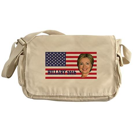 Hillary 2016 Messenger Bag