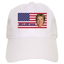 Hillary 2016 Baseball Cap